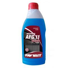 Концентрат Favorit Antifreeze AFG 11 1L
