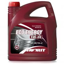 Favorit Eco Energy SAE 5W-20 (API SN/CH-4) 4L